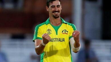 Photo of Mitchell Starc prioritising Cup over records