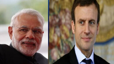 Photo of Modi and French President to meet