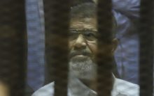 Egypt's former president Morsi quietly buried in Cairo