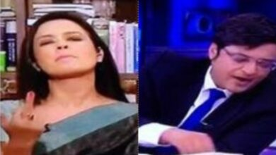 Photo of The roar of lioness Moitra shakes down old model talking in LS