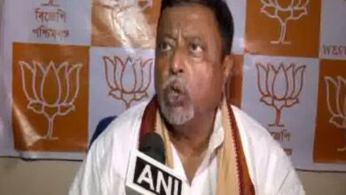 Photo of No democracy in West Bengal, says BJP leader Mukul Roy