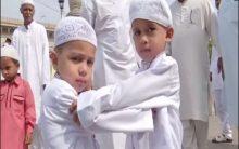 Hyderabad: Eid-ul-Fitr prayers observed at Mecca Masjid