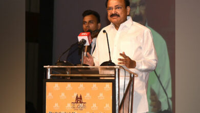 Photo of Legislatures being reduced to disruptive platforms: VP Naidu in Hyderabad