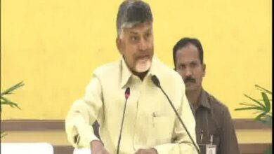 Photo of Exit of four leaders won't cause any loss: Chandrababu Naidu