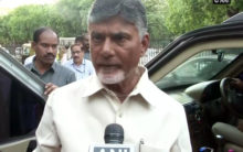 People of 14 villages meet Naidu to extend support on order of demolition of Praja Vedika