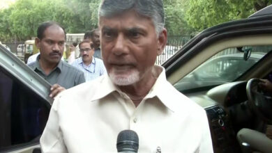 Photo of Naidu moves HC against scaling down of security