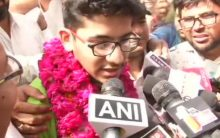 Rajasthan's Nalin Khandelwal tops NEET, boys take first six slots