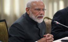 Modi slams 'professional pessimists' for criticizing government's vision