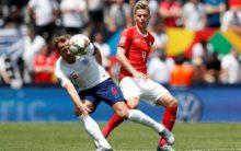 Nations League: England beats Switzerland, finishes third