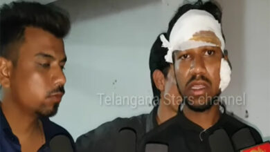 Photo of Hyderabad: Man attacked after he reveals his name