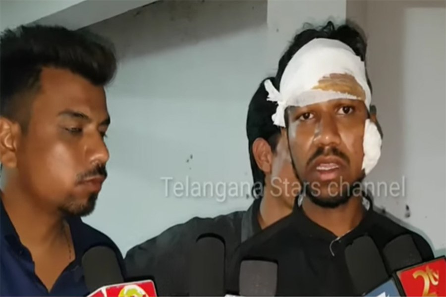 Hyderabad: Man attack after he reveals his 'Muslim name'
