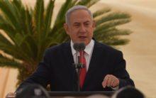 As Gulf tensions rise, Israel's Netanyahu warns 'enemies'