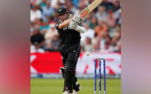ICC World Cup: Kane Williamson steers New Zealand to four-wicket victory over South Africa