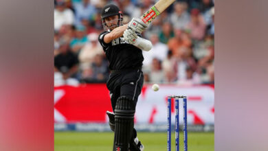 Photo of ICC World Cup: Kane Williamson steers New Zealand to four-wicket victory over South Africa
