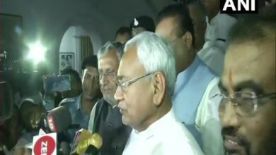 Photo of Everything is fine between JDU and BJP, says Nitish Kumar