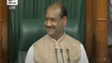 Photo of Jai Sri Ram, Radhe Radhe…'Parliament not for sloganeering, won't allow it, says Speaker