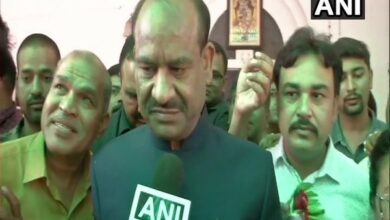 Photo of Who said you can't say 'Vande Mataram', 'Bharat Mata ki Jai', asks LS Speaker Om Birla