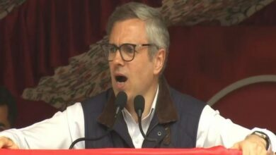 "Photo of Iftar party row: Omar Abdullah urges India, Pak to ""stop this nonsense"""
