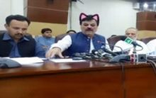 Pakistan's meow moment: Imran Khan's party issues clarification over cat filter gaffe