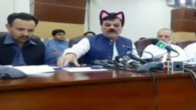 Photo of Pakistan's meow moment: Imran Khan's party issues clarification over cat filter gaffe