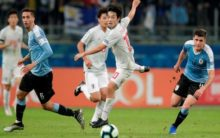 Copa America: Koji Miyoshi shines, Japan plays 2-2 draw against Uruguay