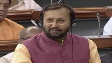 Photo of There should be discussion on fake news in the Parliament: Prakash Javadekar