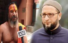 'Disgraced' Owaisi behind terrorism, anti-India slogans: Ayodhya priest
