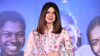 Photo of Priyanka Chopra's bold wax figure unveiled in London