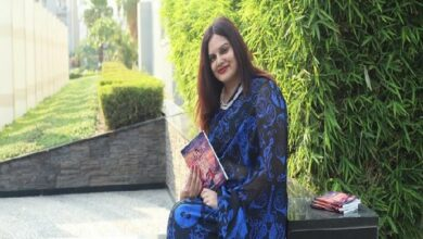 Photo of Priyanka Varma launches her second book 'Girl in the City'