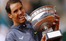 Rafael Nadal defeats Dominic Thiem, wins 12th French Open title