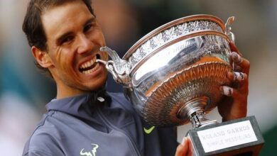 Photo of Rafael Nadal defeats Dominic Thiem, wins 12th French Open title