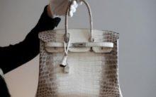 London: Hermes Birkin handbag sells for over USD 2 million