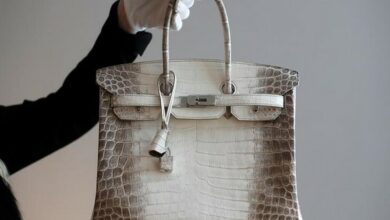 Photo of London: Hermes Birkin handbag sells for over USD 2 million