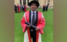 Rahat Fateh Ali Khan awarded honourary degree by Oxford University