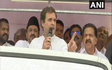 Modi uses poison of hatred to divide India: Rahul in Wayanad