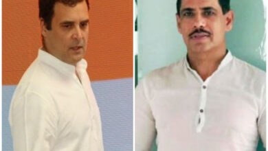 Photo of Rahul Gandhi, Robert Vadra extend greetings on Eid-ul-Fitr