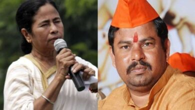 Photo of Mamata loses cool after people chanted 'Jai Shri Ram' – Here's what Raja Singh tweets