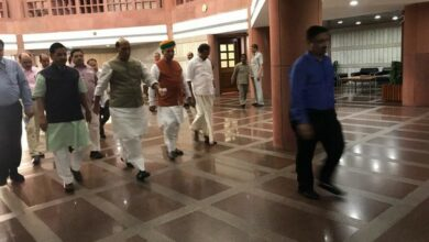 Photo of Ahead of Budget session, all-party meet begins