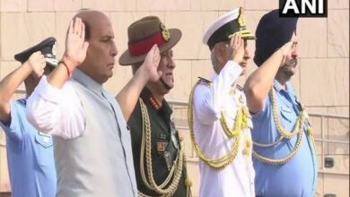 Photo of Rajnath Singh to take stock of critical war-fighting weapons, ammo with defence forces