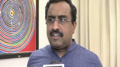 Photo of Congress, NC sowed seeds of terrorism in Kashmir, Pakistan exploited it: Ram Madhav