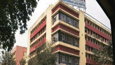 Photo of Delhi: Services resume after minor fire at RML hospital