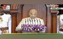 President Kovind urges support to end malpactices like triple talaq, in address to joint Parliament Session