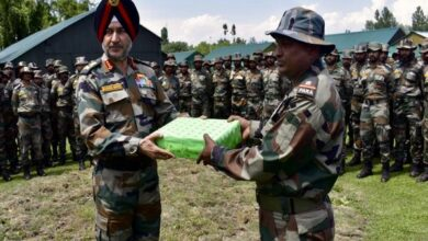 Photo of Northern Army Commander concludes visit to Kashmir Valley