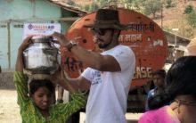 Randeep Hooda and Khalsa Aid yet again joined for a noble cause