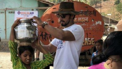 Photo of Randeep Hooda and Khalsa Aid yet again joined for a noble cause