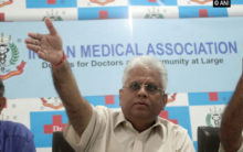 IMA to hold nationwide protest on Monday against attack on doctors