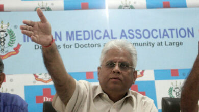 Photo of IMA to hold nationwide protest on Monday against attack on doctors