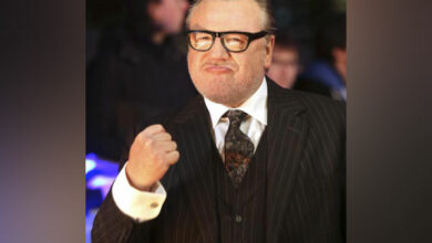 Photo of Ray Winstone joins cast of Marvel's 'Black Widow'