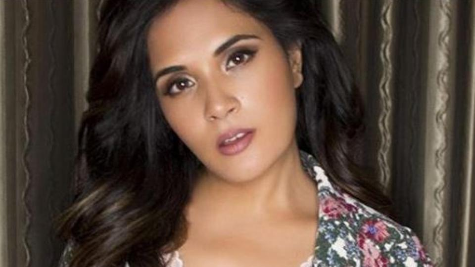 Richa Chadha extends support to Pride Month