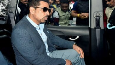 Photo of Court allows Vadra to travel abroad for medical treatment